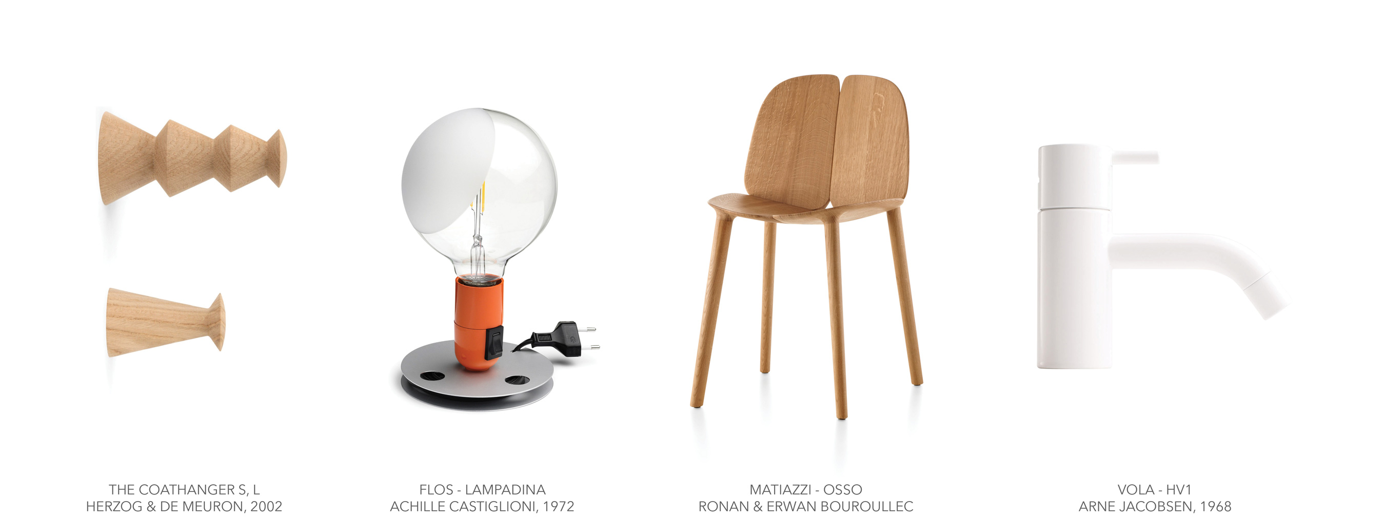 press images : proposed Furniture & appliances